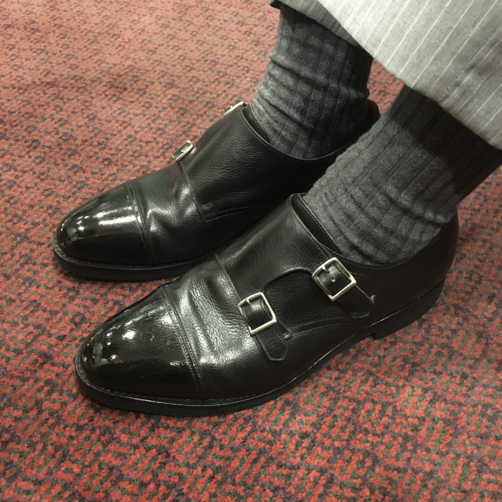 靴磨きジョンロブのウィリアム
