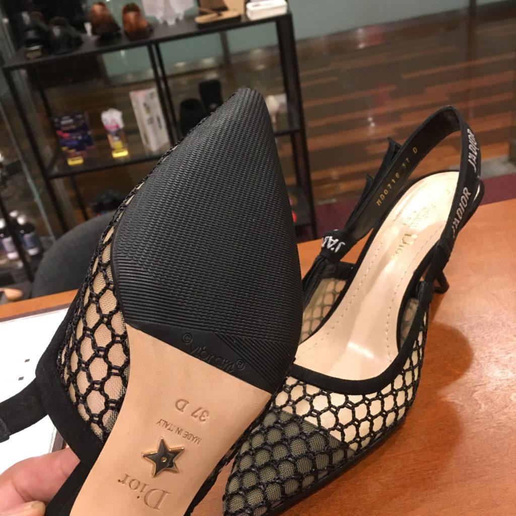 靴修理ハーフソール女性用