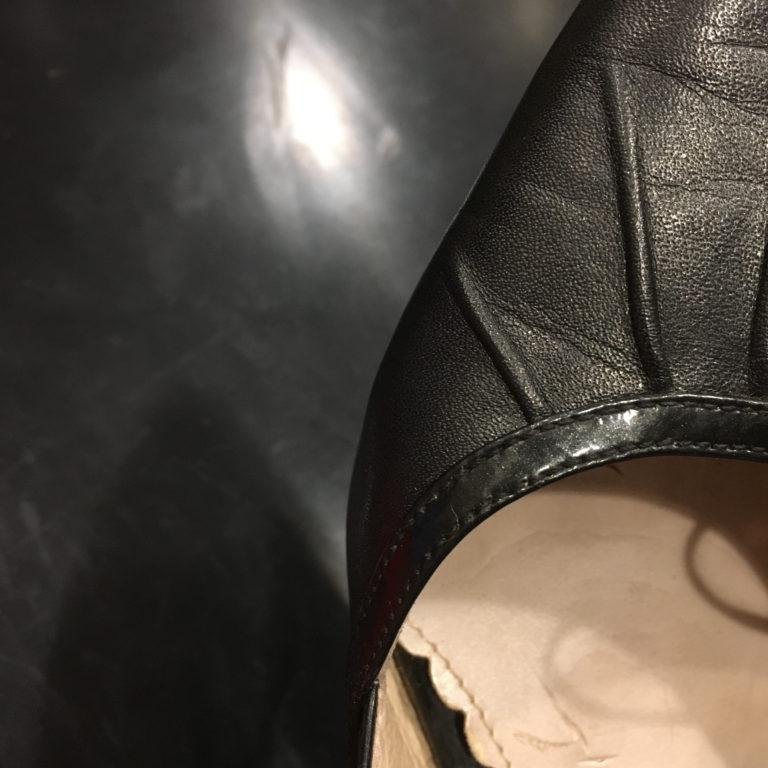 ストレッチ(靴の幅広げ)