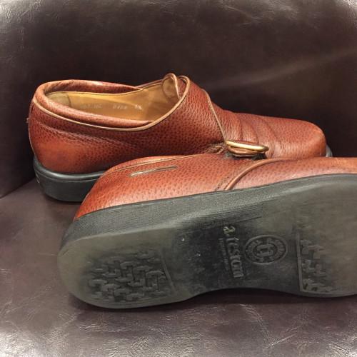 靴修理紳士コーナー