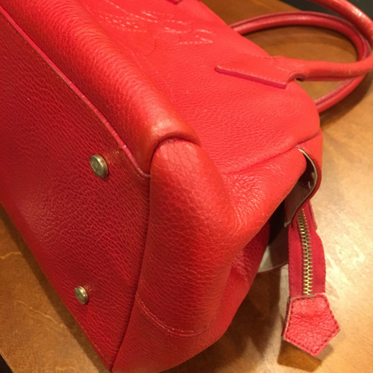 鞄磨きバッグMサイズカラーリング