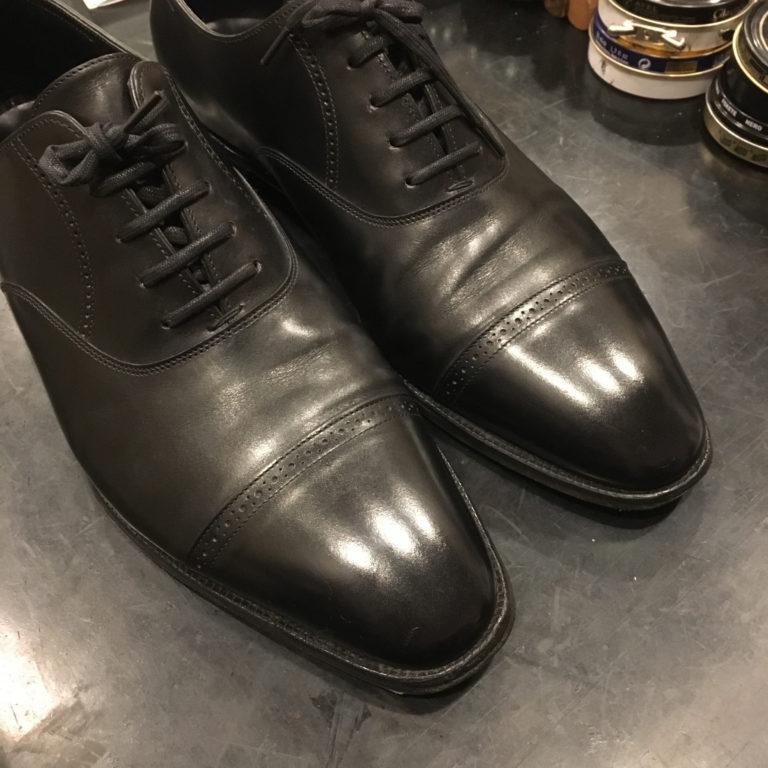 靴磨きquick