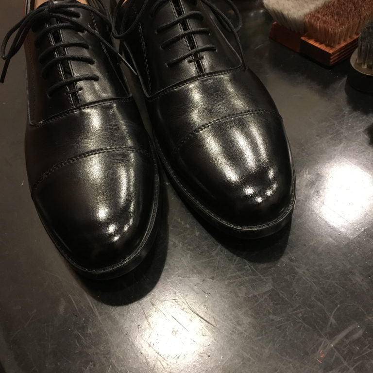 靴磨きstandard