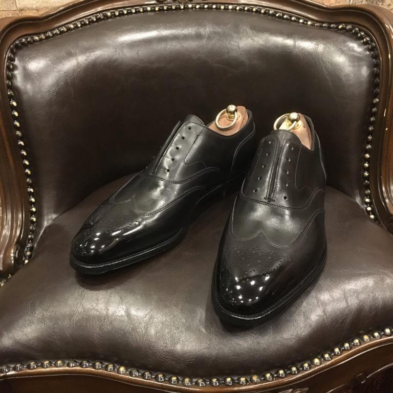 靴磨きsweet